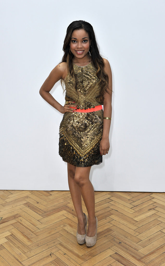 Dionne Bromfield at sass & bide