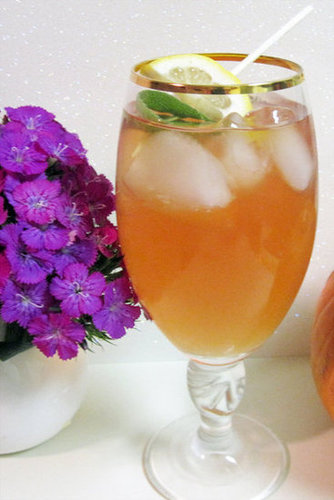 Happy Hour: Sage Sangria