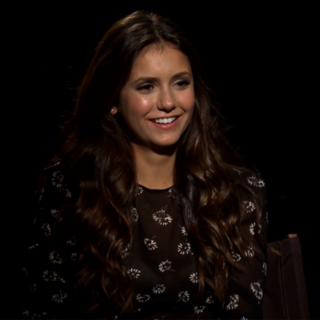 Nina Dobrev Perks of Being a Wallflower Interview (Video)