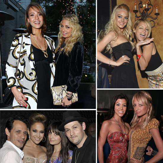 Happy 31st to Nicole Richie — See Her Pose With Famous Friends!