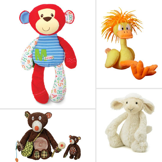 10 Wonderfully Educational and Snuggly Stuffed Animals