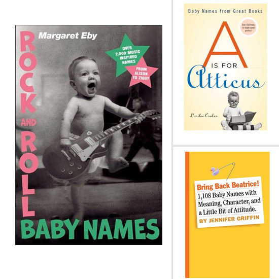 Pick Your Style: A Baby Name Book Personality Guide
