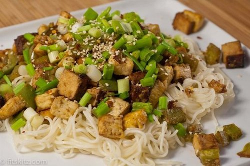 Mistake-Less Asian Noodle Bowls