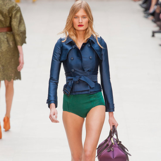 Burberry Prorsum Spring 2013 | Runway