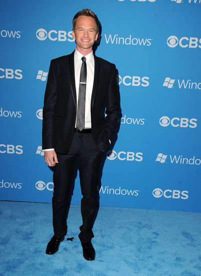 Neil Patrick Harris was on hand to celebrate at the CBS Fall premiere party in LA.