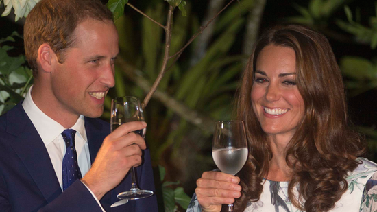 Video: The Top 5 Moments From Will and Kate's Tour!