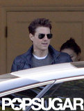 Tom Cruise wore Ray-Bans.