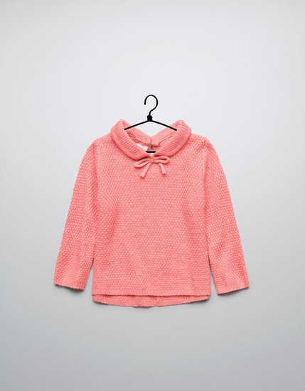 Zara Peter Pan Collar Sweater ($26)