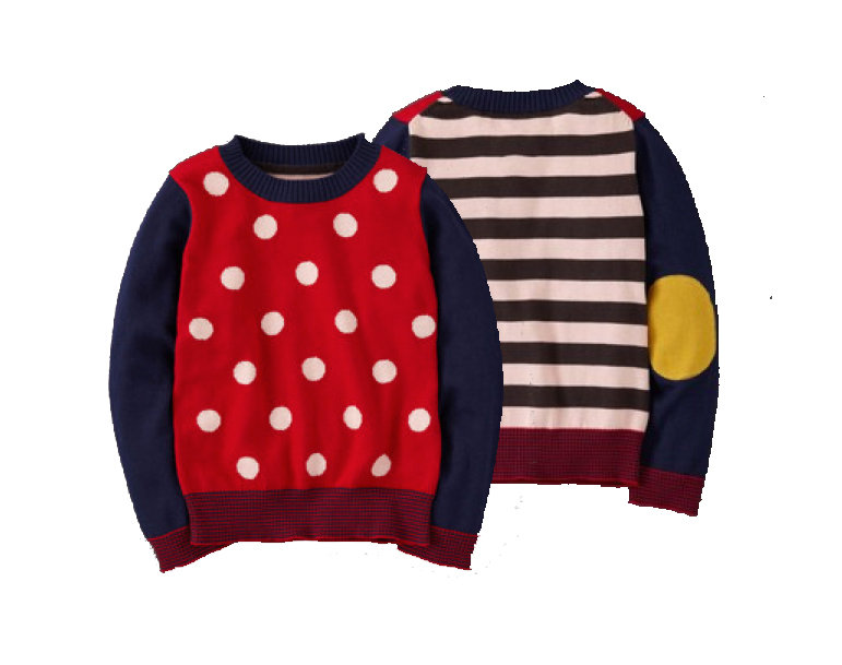 Mini Boden Hotchpotch Jumper ($52)