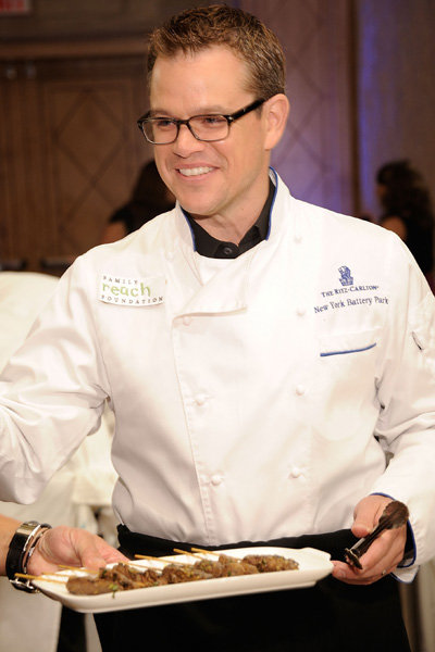 Chef Damon