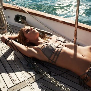 One Teaspoon's Sexy Summer 2012 Swimwear Campaign Starring Anna Tunhav Photographed by Ben Sullivan