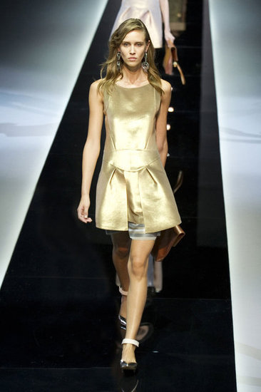 Emporio Armani Spring 2013 