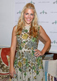 Busy Philipps posed with some items she had donated.