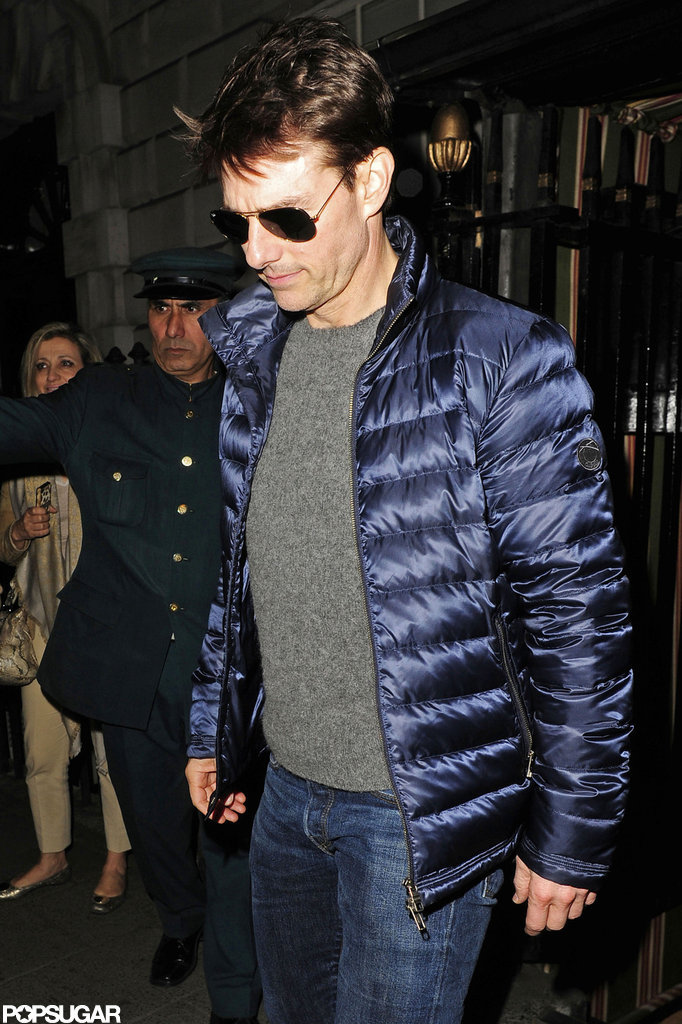 Tom Cruise went to Annabel's.