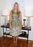 Busy Philipps looked stylish at the press event.
