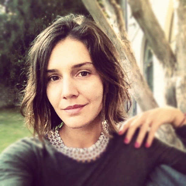 Margherita Missoni showed off her gorgeous new haircut. Source: Instagram user mmmargherita