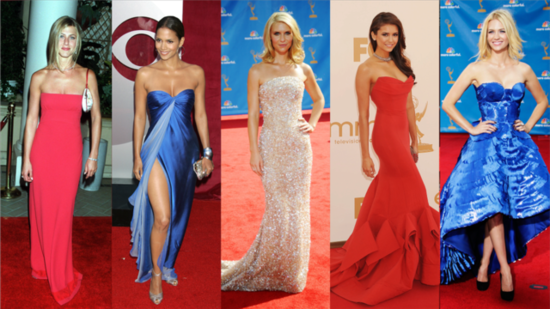 See the 10 Best Emmys Dresses of All Time!