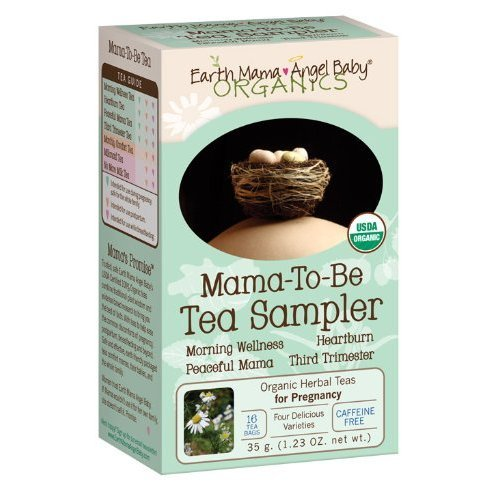 Mama-to-Be Tea Sampler ($6)
