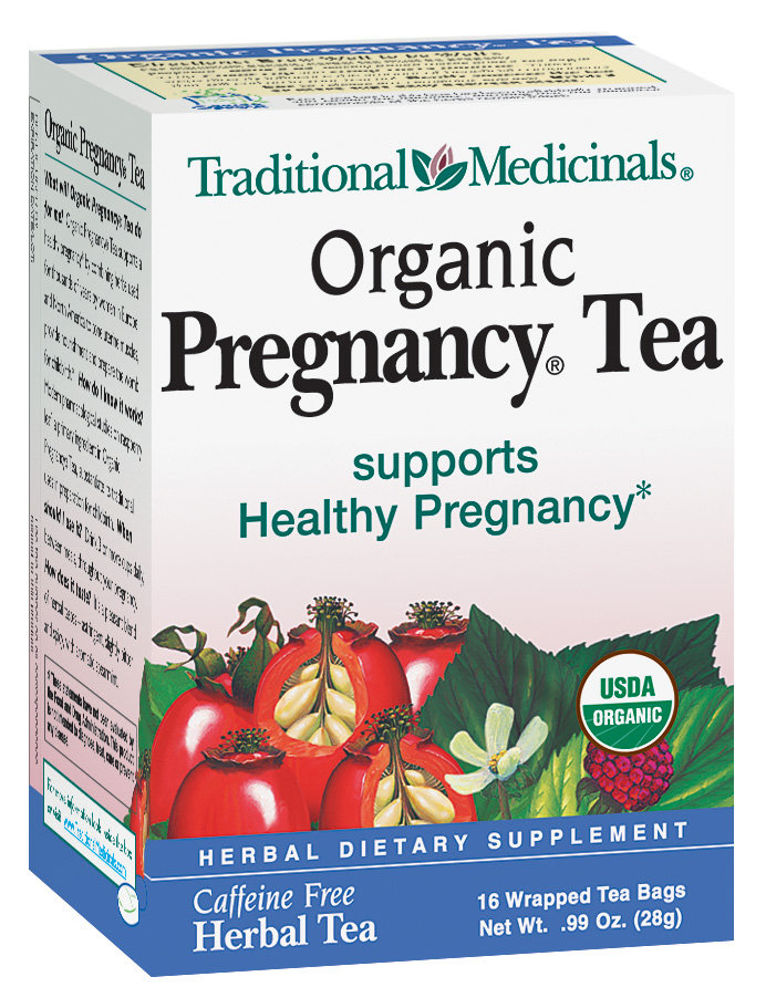 Traditional Medicinals Organic Pregnancy Tea ($4)