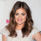 All hail Lucy Hale. Those perfect eyebrows are something to celebrate, surely. You can get equally impressive eyebs with the makeup god's gift to brows: the Benefit Brows A-Go-Go Kit ($68).