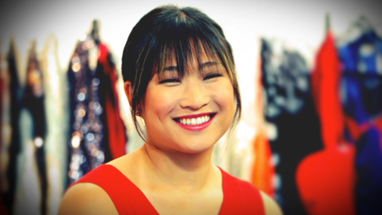 Exclusive! See Jenna Ushkowitz Get Ready For Emmys Night