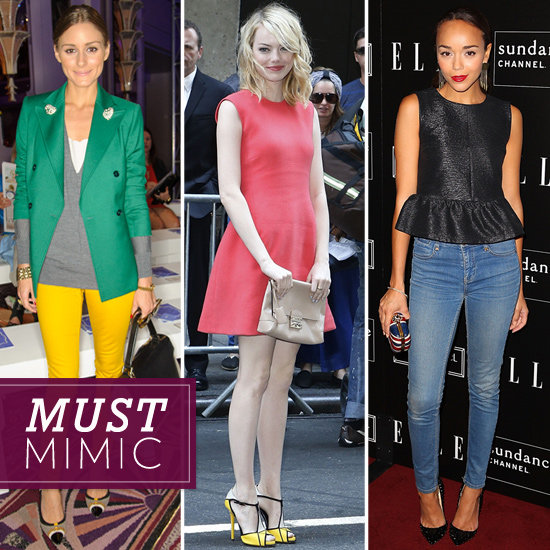 This Week's Most Covetable Celebrity Looks Worth Copying