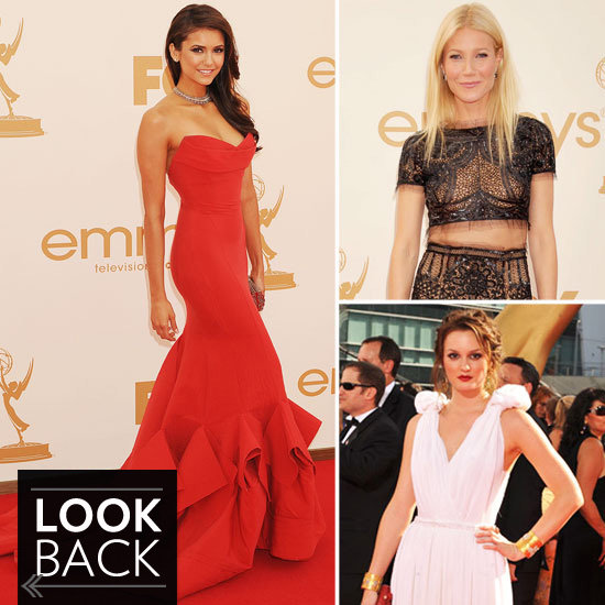 Showstoppers: Our Favorite Red-Carpet Gowns From Emmy Awards Past