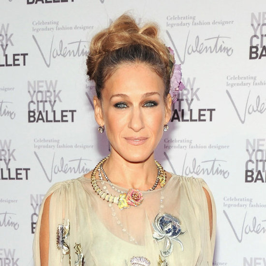 The Beauty Looks From the 2012 New York City Ballet Fall Gala