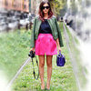 Milan Fashion Week Street Style Spring 2013