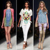 All The Looks From Roberto Cavalli's Just Cavalli Line At Milan Fashion Week