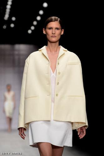 David Koma London Fashion Week fashion show catwalk report Spring Summer 2013