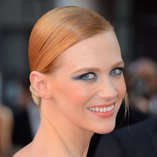 Celebrities With Blue Eye Shadow at the Emmys 2012
