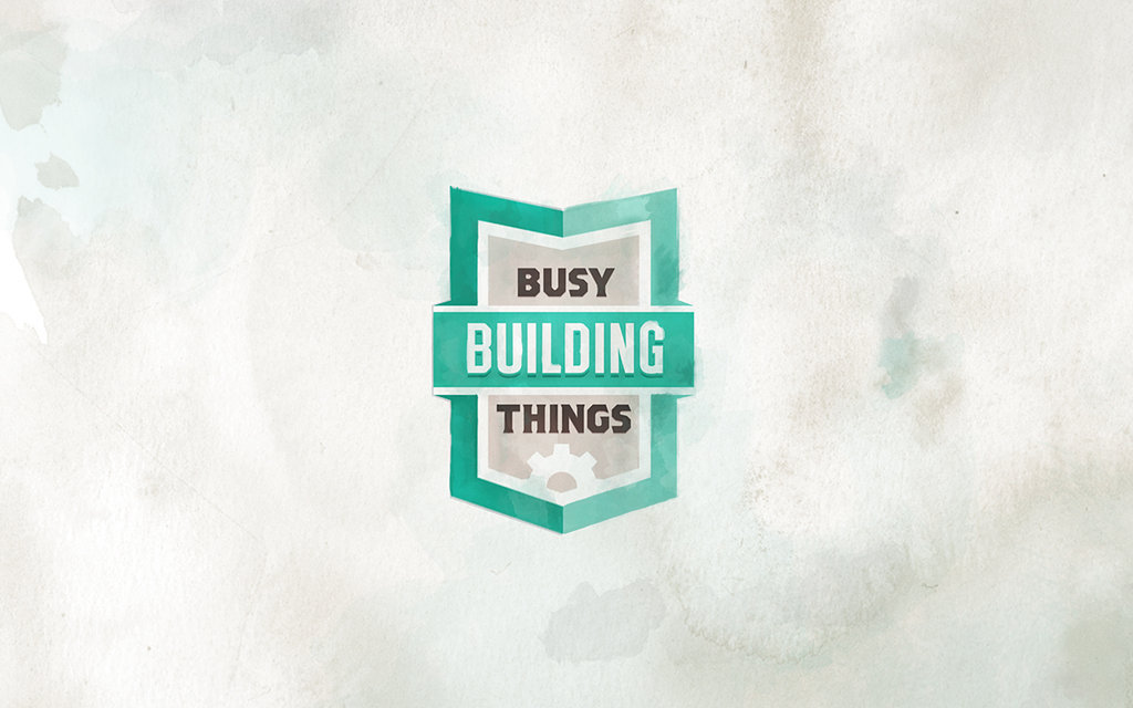 Wallpaper by Busy Building Things