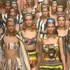 Dolce &amp; Gabbana Spring 2013 Runway (Video)