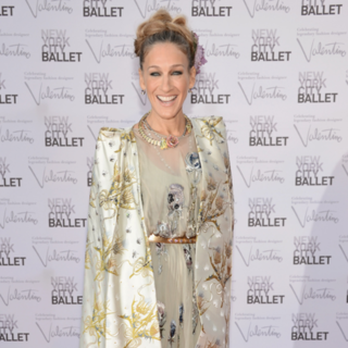 Sarah Jessica Parker at NYC Ballet Fall Gala | Video