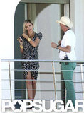 Cameron Diaz filmed for The Counselor in Spain.