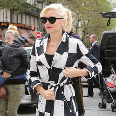 Gwen Stefani Releases Push and Shove in Paris | Pictures