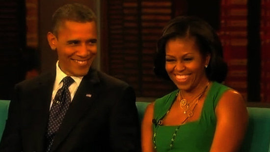 Video: Michelle Obama For President? What Barack Thinks of the Possibility