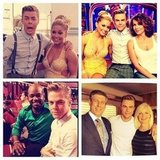 Derek Hough shared a series of photos with his DWTS costars. Source: Instagram user derekhough