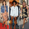 Celebrities at Milan Fashion Week (Pictures)