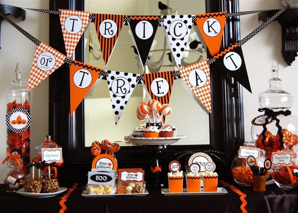 Pumpkin Printable Party
