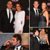 AFL Stars and WAGs Take the Spotlight at the 2012 Brownlow Medal