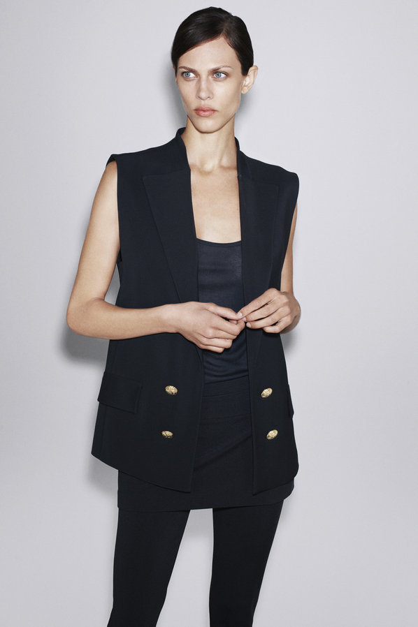 Zara's October Lineup Has Us Feeling Sleek — and Pretty Sexy