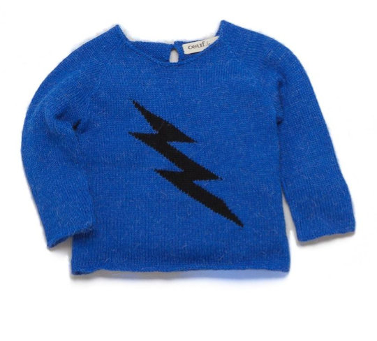 Oeuf Lightning Sweater