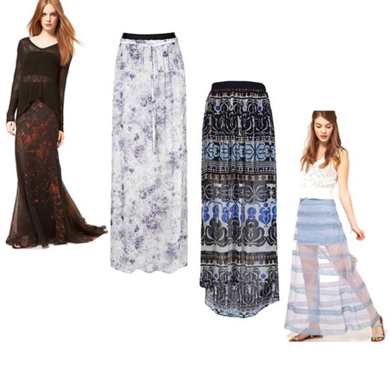 Shop More Maxi Skirts
