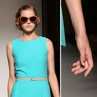 Top 5 Manicures, Nail Polish Colours and Nail Trends From Spring 2013 Fashion Week