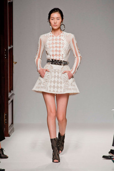 Balmain Spring 2013