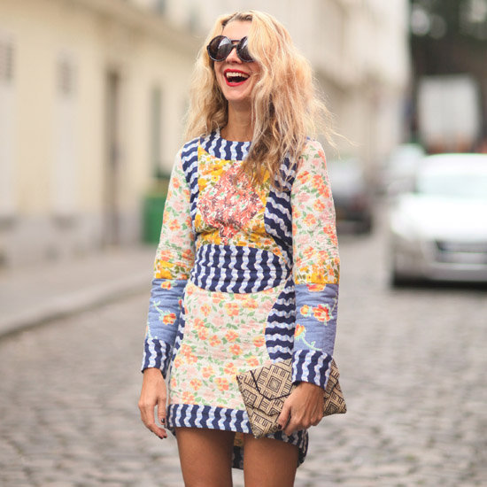 Paris Fashion Week Street Style — Spring 2013 Edition