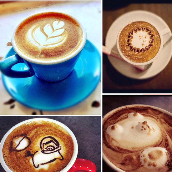 A Whole Latte Coffee Art