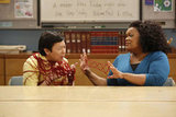Shirley (Yvette Nicole Brown) has a right to be concerned about whatever it is that Chang (Ken Jeong) is doing.
